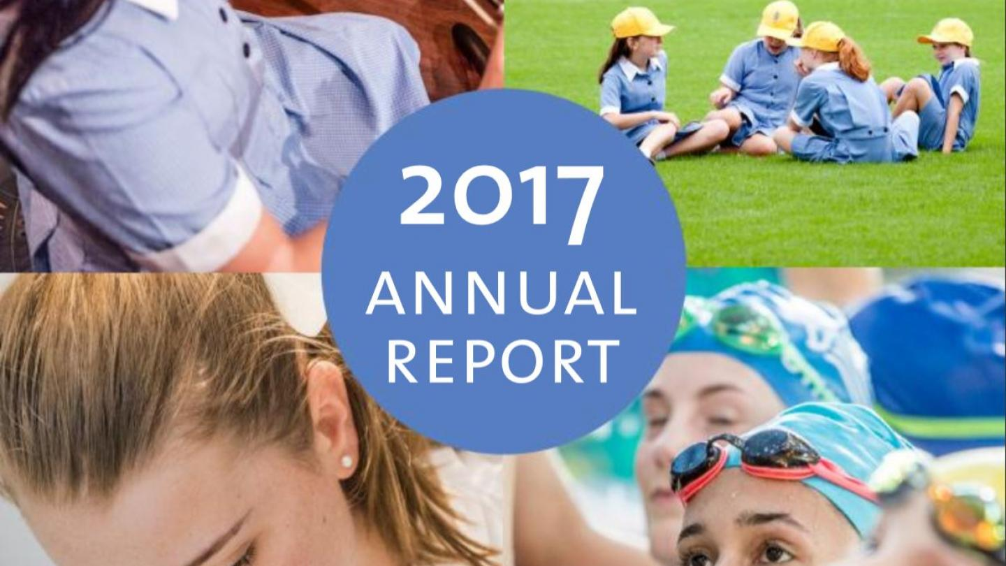 2017 Annual Report Released