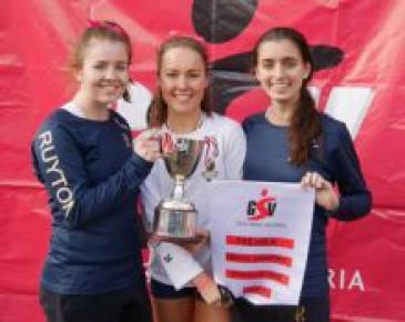 Ruyton's Resounding GSV Division One Cross Country Championship Win