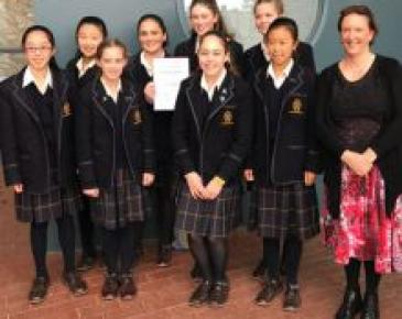 Ruyton Students Achieve Excellent Results in Annual Flute Guild Competition