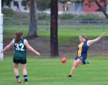 Year 9 to 12 GSV AFL Semi Final - Friday 2 June