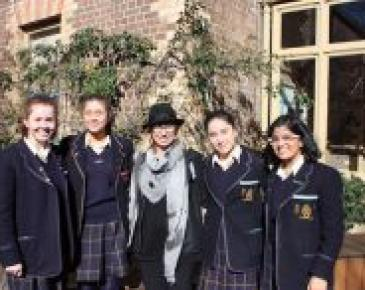 Student Forum with Rosie Batty