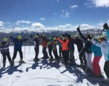 Year 9 Snow Camp
