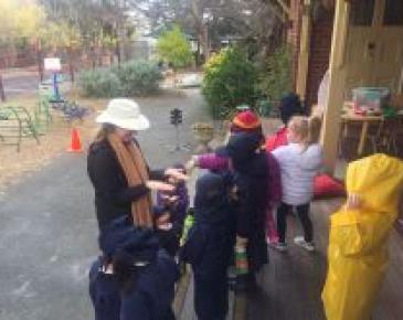 Ruyton Early Learning Celebrates International Outdoor Classroom Day