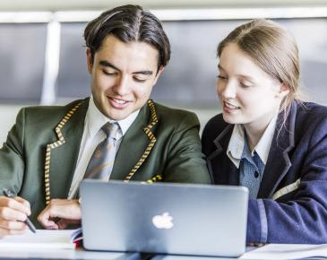 Year 11 & 12 VCE Classes at Trinity Monday 8 October