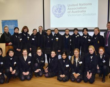 Model United Nations Forum